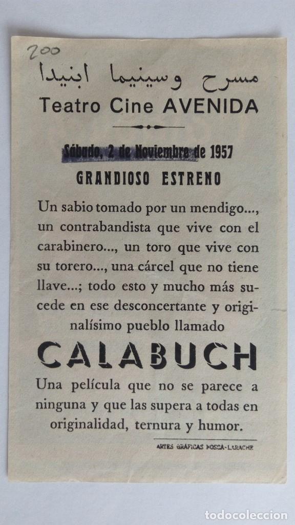 Calabuch 2