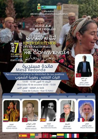 Miércolas 10 de octubre en Ksar el Kebir