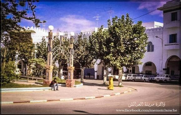 Plaza España - Larache 16