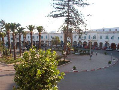 Plaza España - Larache 18 2007