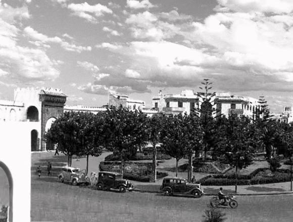 Plaza España - Larache 2