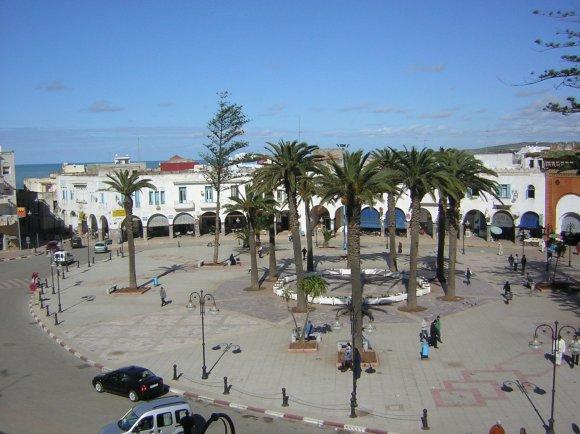 Plaza España - Larache 21 2010
