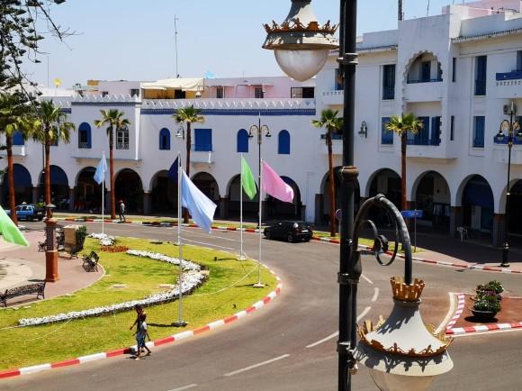Plaza España - Larache 22 2018