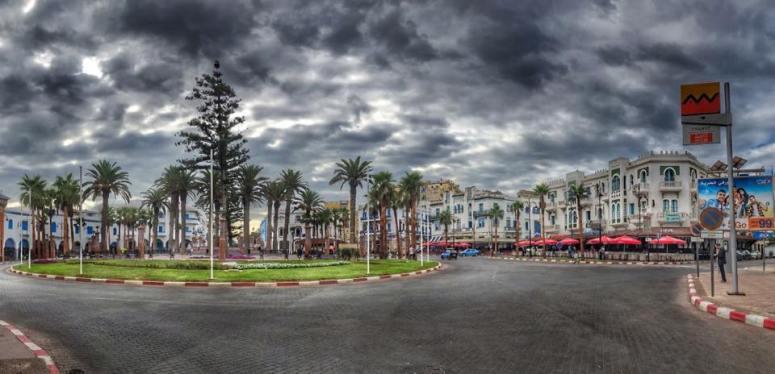 Plaza España - Larache 24 octubre 2018