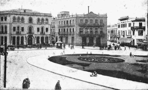Plaza España - Larache 4