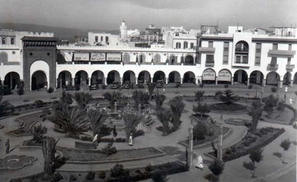 Plaza España - Larache 6 -1