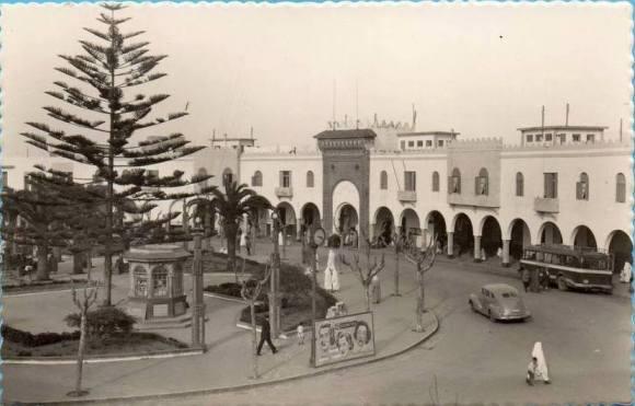 Plaza España - Larache 7 años 40-50