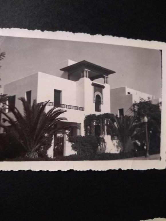 El chalet de mis abuelos en Larache