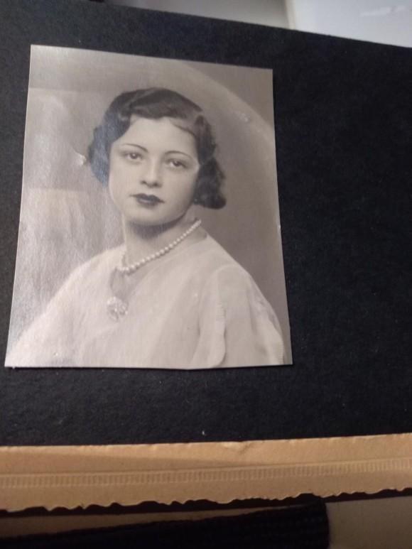 Mamá con 13 años en Larache