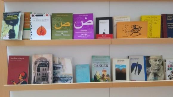 Mis libros en Casablanca 1