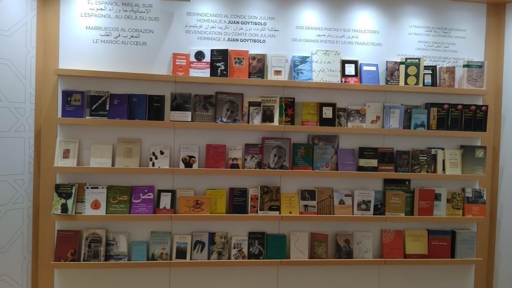 Mis libros en Casablanca 2