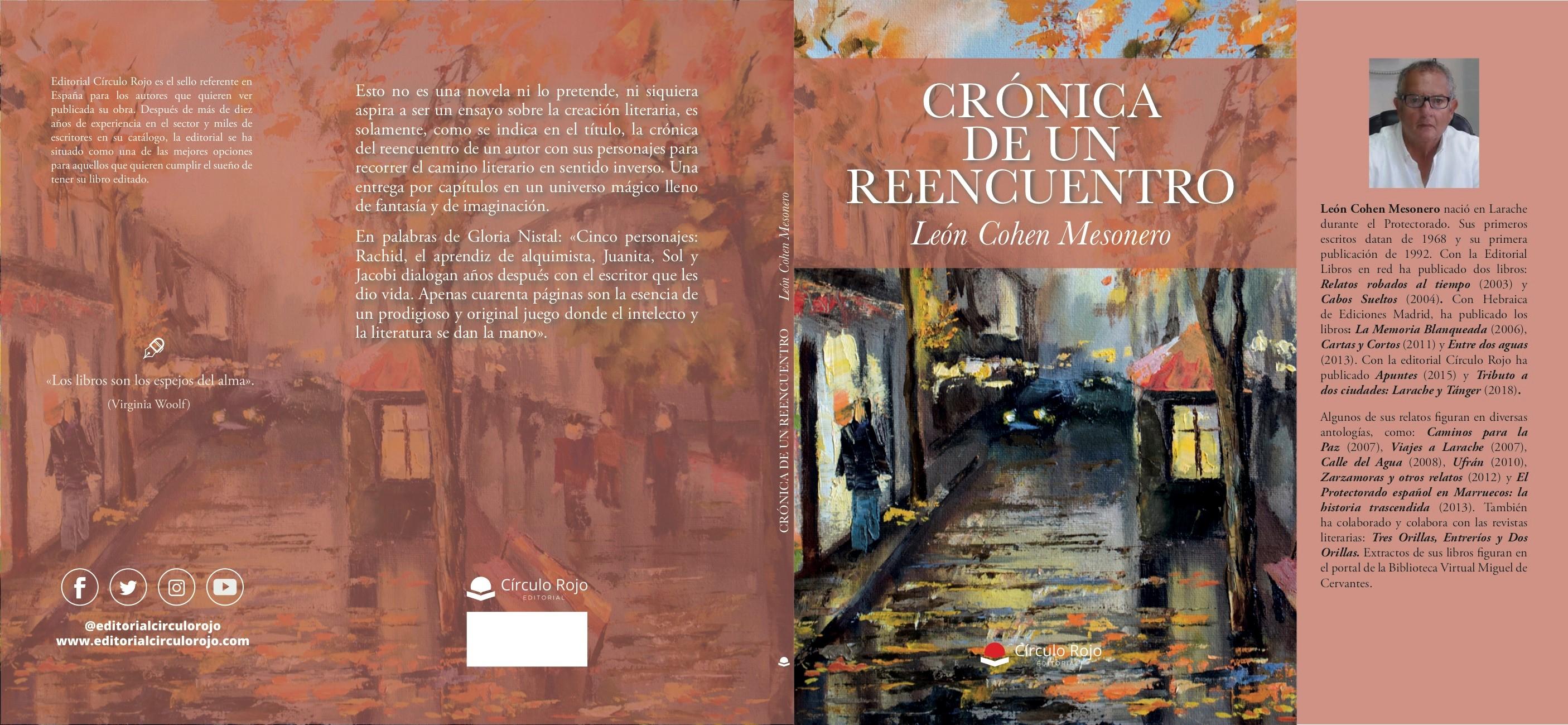 CRONICA... DE LEON COHEN