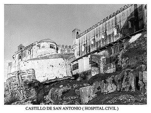 castillo de san antonio