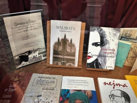 Malabata en Librairie des Colonnes