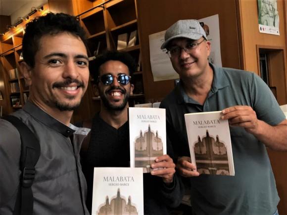 Yousef, Abderrahman y Abderrahman Lanjri