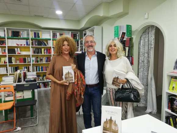 Con Esther y Paka