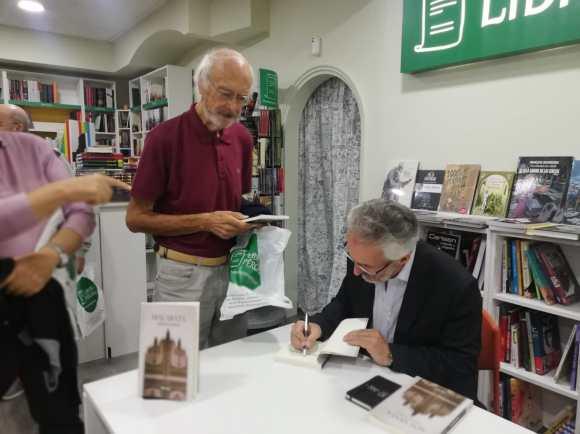Con Jose Luis