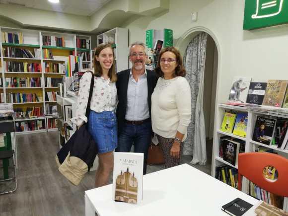 Con Sara y Dolores