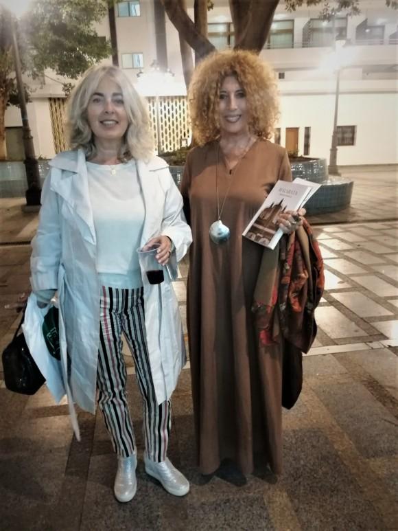 Paka y Esther