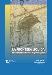 LA FRONTERA LÍQUIDA cubierta libro