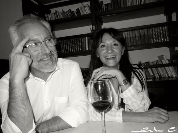 Sergio y Susi, por Celia
