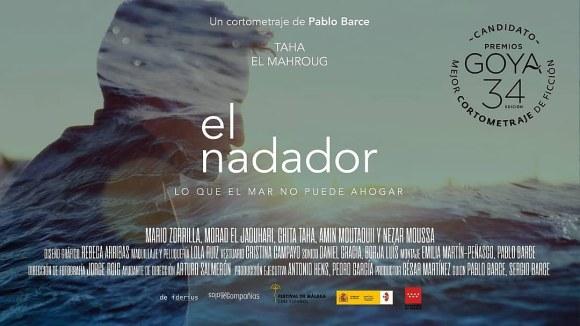 EL NADADOR cartel Goya 2020