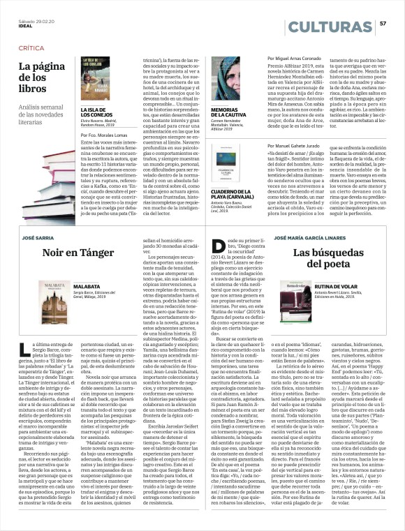 Malabata por Jose Sarria en diario Ideal de Garanada febr 2020 jpg