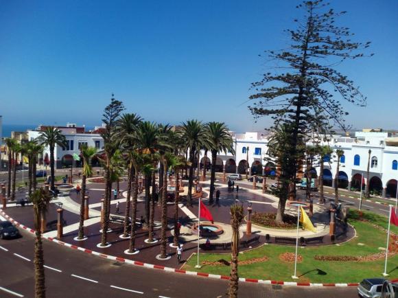Plaza españa