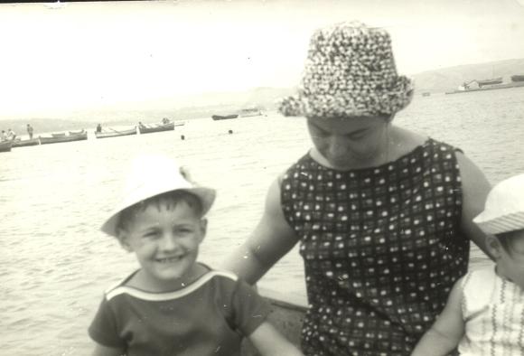 1967 quizá SB y mi madre