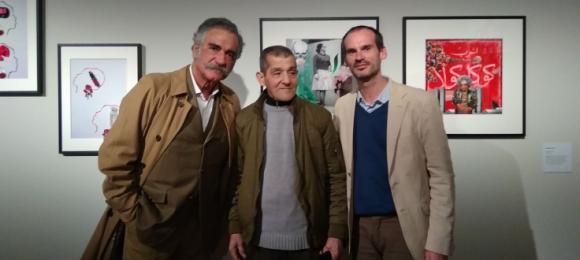 ALBERTO GOMEZ FONT, MOHAMED MRABET Y ALBERTO MRTEH