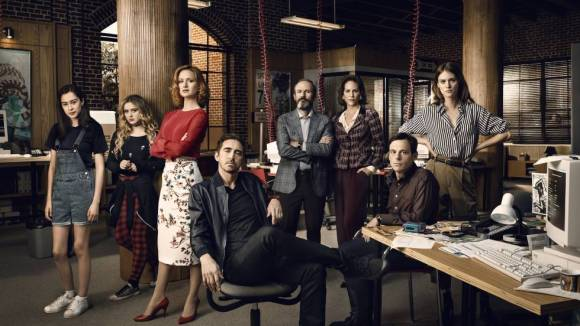 HALT AND CATCH FIRE actores
