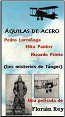AGUILAS DE ACRERO cartel 2