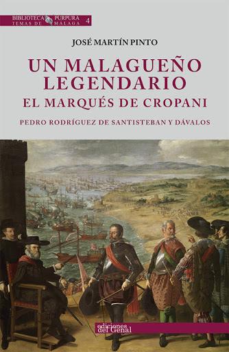 EL MARQUÉS DE CROPANI libro de José Marín Pinto