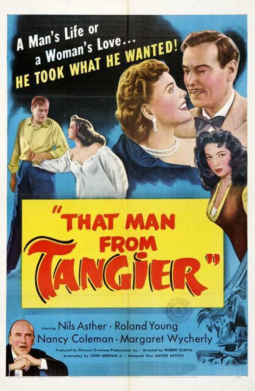 Aquel hombre de Tánger