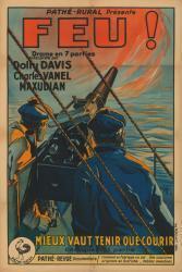 Feu de 1927 cartel