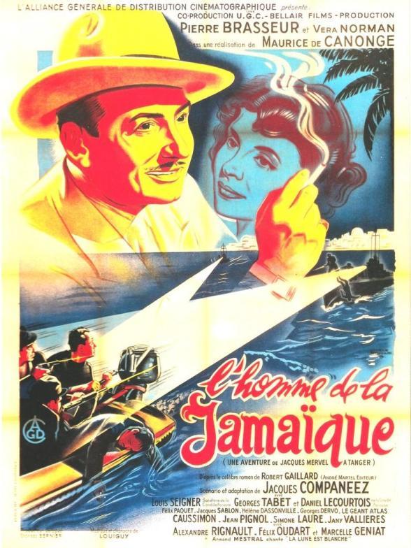L´homme de la Jamaique