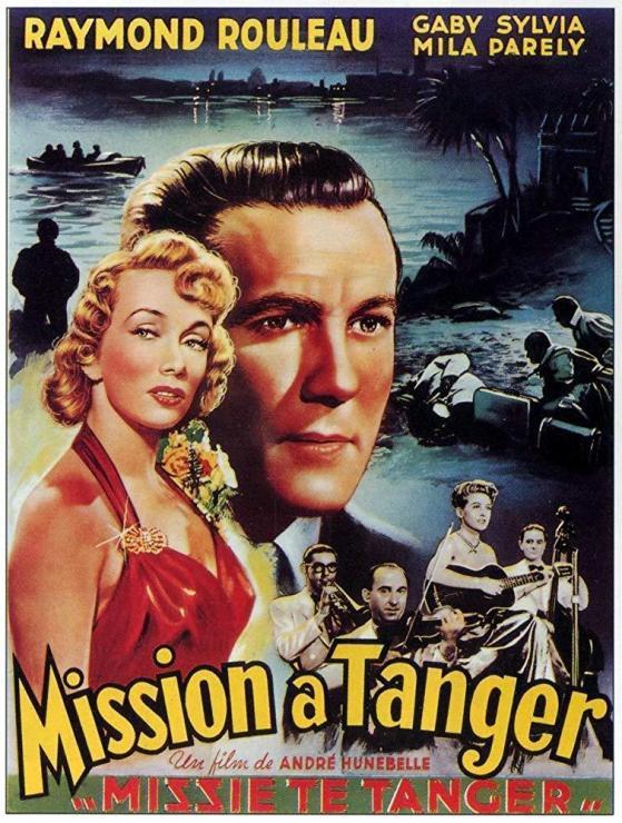 Mission a Tanger, de André Hunebelle
