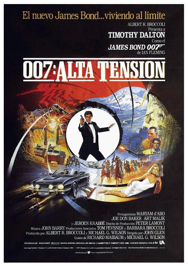 007 ALTA TENSIÓN