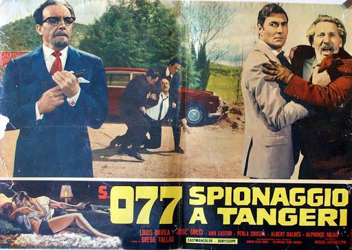 077 SPIONAGGIO A TANGERI