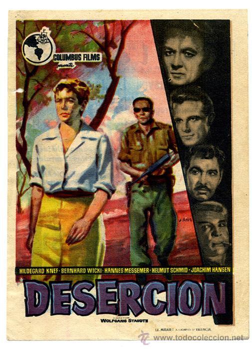 DESERCIÓN - Sangre sobre Argelia