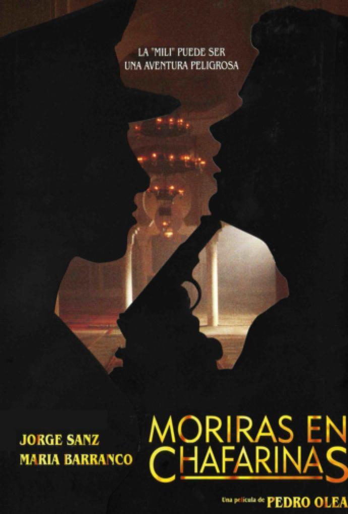 MORIRÁS EN CHAFARINAS