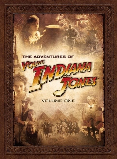 THE ADVENTURES OF YOUNG INDIANA JONES...