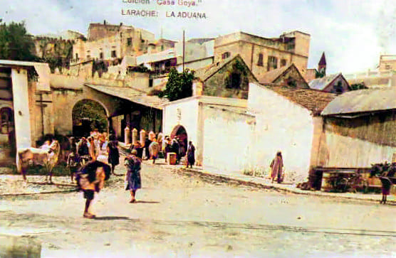 Aduana RADIO LARACHE 8