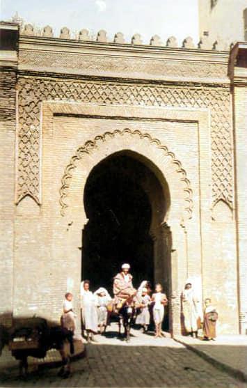 Puerta Alcazaba RADIO LARACHE 13