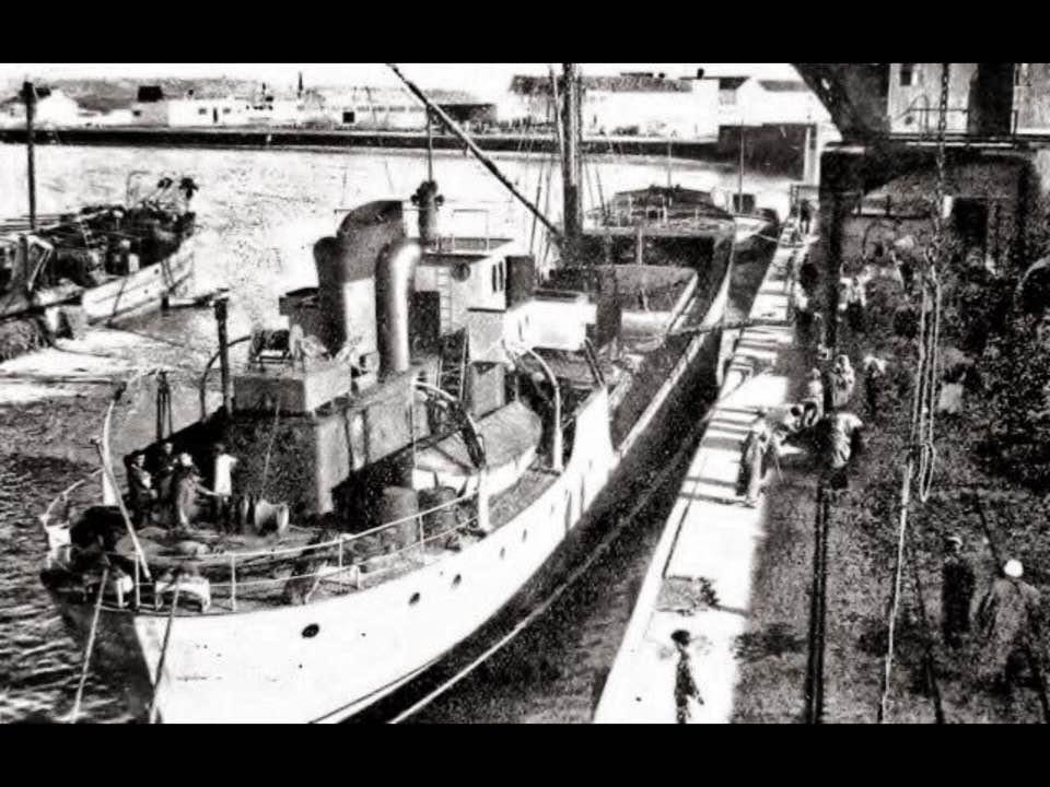 puerto larache