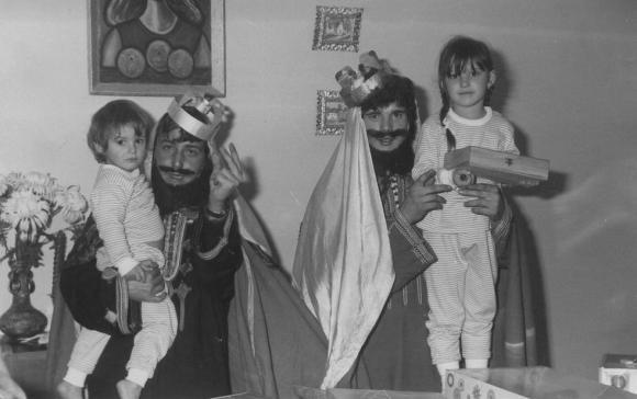 reyes-magos ANTONIO REBOLLO Y JOSE LUIS RUIZ CASTRO