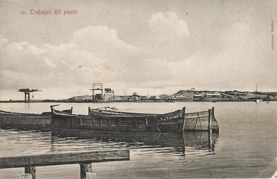 trabajos puerto 1