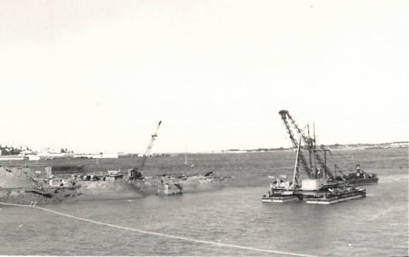 trabajos rio y puerto