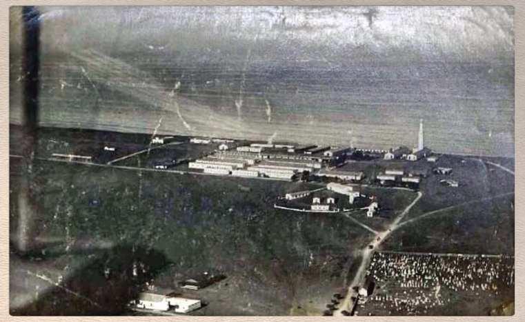 vista áerea Larache Faro
