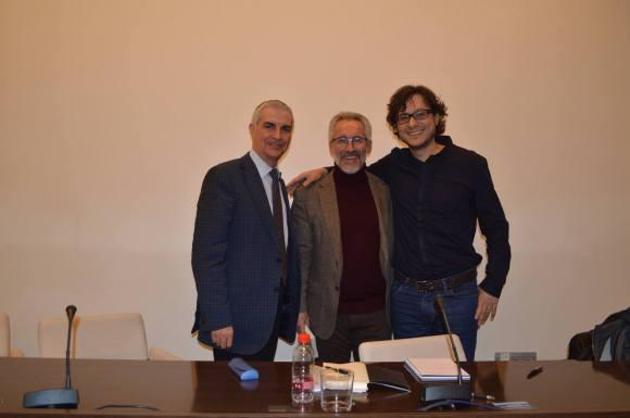 Con Sarria y El Kadaoui